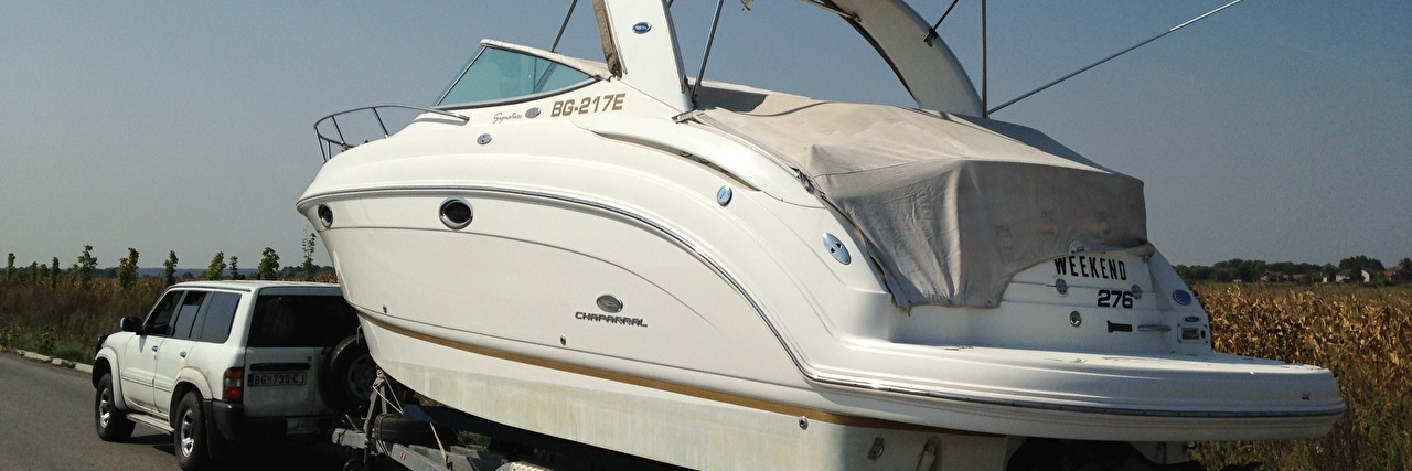 Chaparral 28 ft